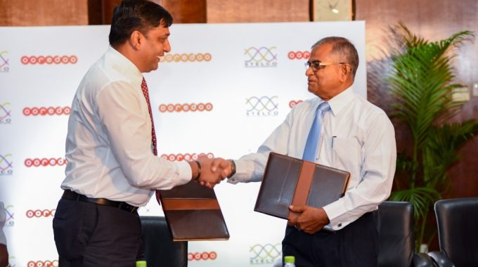 Ooredoo, STELCO Signs MOU For Ooredoo Money