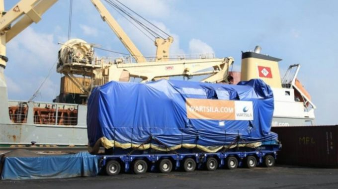 STELCO Brings In New Generator To Solve Power Outages