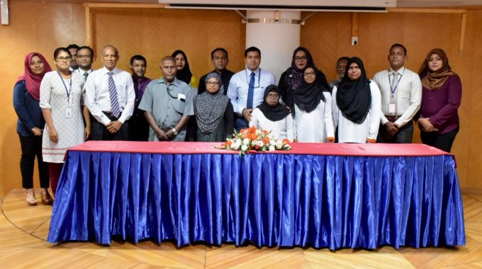 MOU Signing Between STELCO And Care Society Under CSR Program.