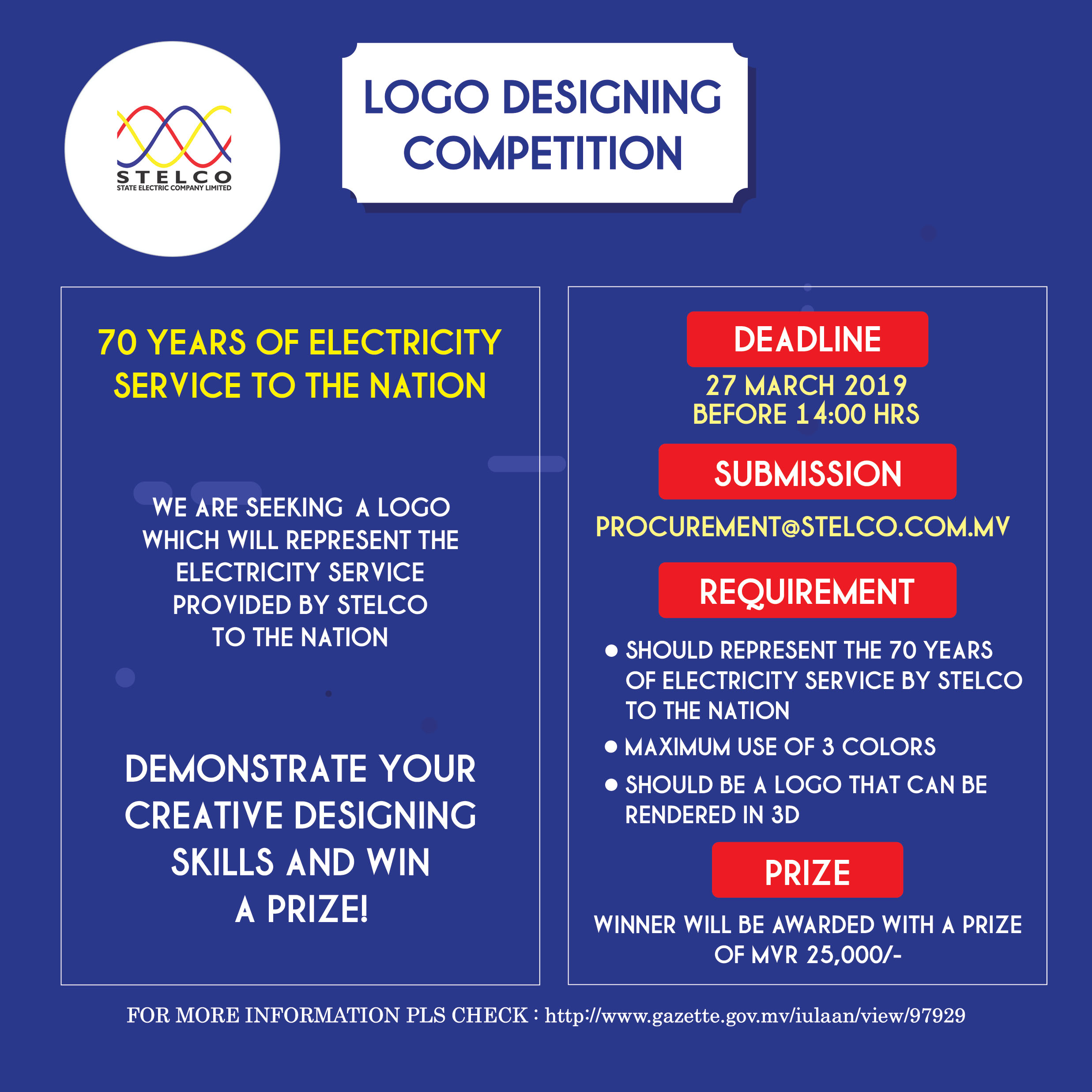 Logo Designing Competition.