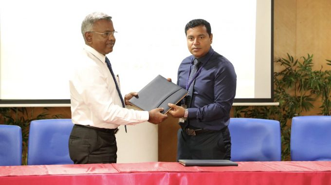 STELCO Signs An Agreement With TVET