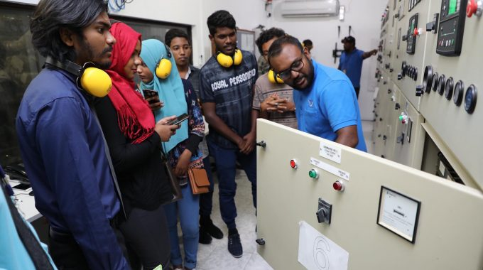 Participants Of NCGC Visited  STELCO
