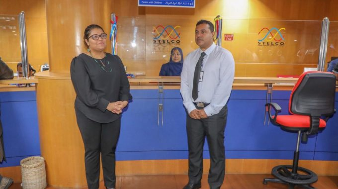 STELCO Opens A Priority Counter In A Bid To Improve Customer Care.